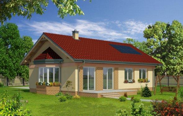Каталог проектов частных домов